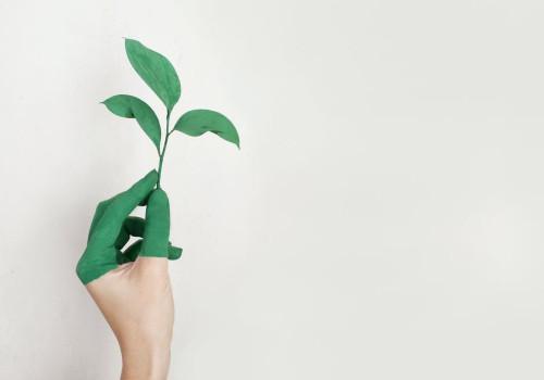 Duurzaamheid in dagelijks bestaan